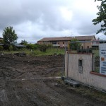 Maison détruite, impasse Jean Alphand