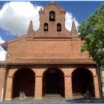 Éclairage de l'église de Lalande