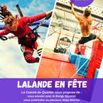 LALANDE EN FÊTE (Annonce)